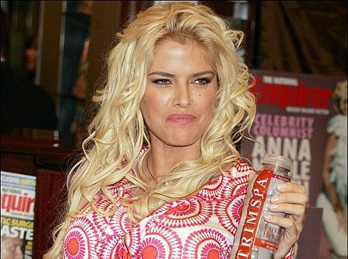 Anna Nicole Smith'in yaşamı - 19