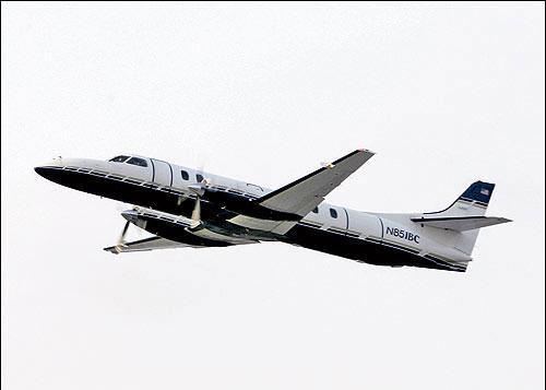 Miami Havaalanı'ndan Bahamalar'a taşıyan uçakla Smith son yolculuğunu yapıyor.