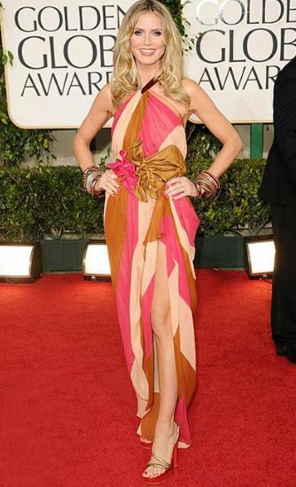 Heidi Klum  - 20 milyon dolar