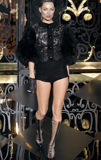 Kate Moss -  13.5 milyon dolar