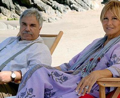 Ergün, yeni sezonda Gün Akşam oldu adlı dizide rol alıyordu. Ama dizinin ömrü uzun olmadı.