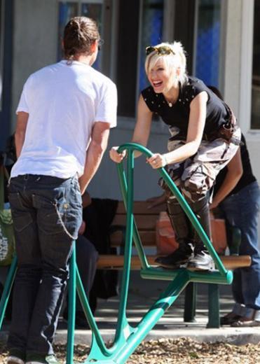 Gwen Stefani ve Gavin Rosdale