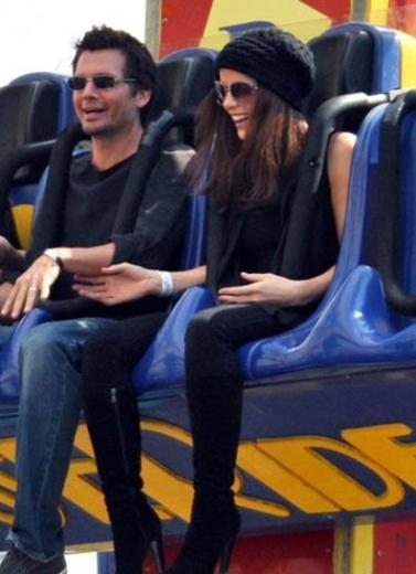 Kate Beckinsale ve kocası Len Wiseman