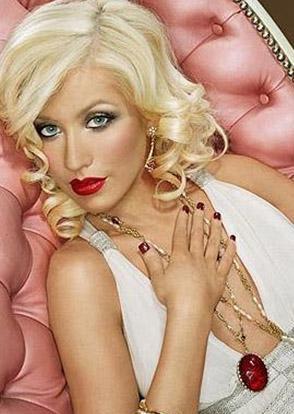 Bunun karşılığında Christina Aguilera'ya 1.8 milyon Sterlin ödendi.