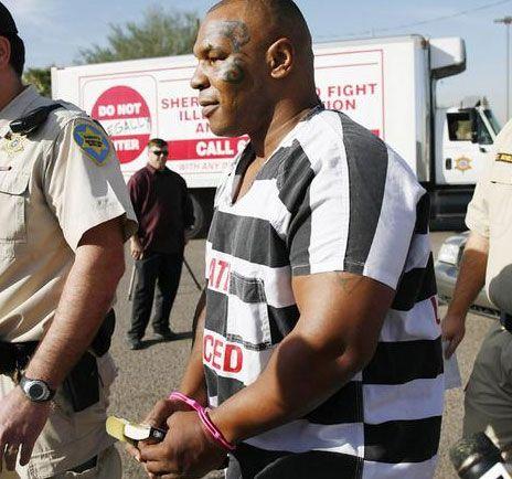 Mahkeme Mike Tyson'ı 6 yıl hapis cezasına çarptırdı daha sonra ceza denetimli serbestlik şartıyla 4 yıla çevrildi. 3 yıl cezaevinde yattıktan sonra serbest bırakılan Mike Tyson kariyerini yeniden canlandırmak istesede bunu başaramadı.