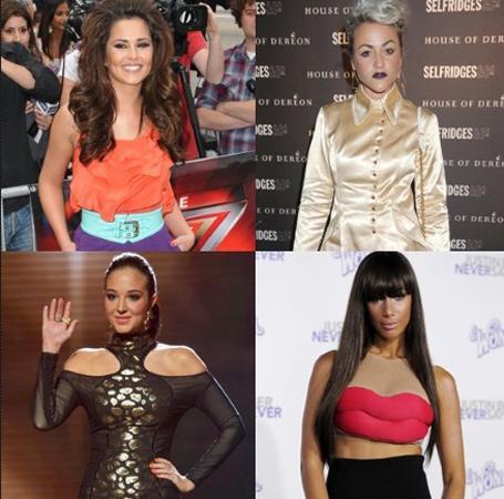 İngiliz The Telegraph 2011'in en kötü kıyafetlerini ilan etti. Listede 25 kişi yer aldı.