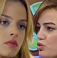 Türkiye'de TV dünyasının ünlü kardeşlerinden biri Naz ve Açelya Elmas. Ama bir dönem yıldızları barışmıyordu onların da.