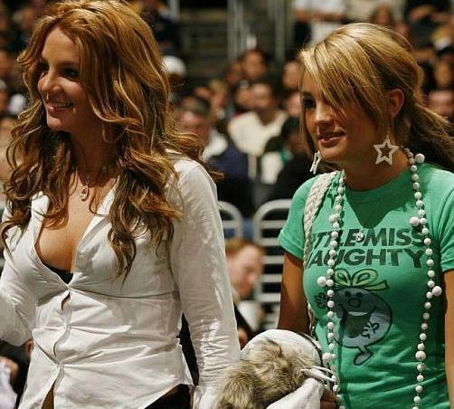 Kardeş Spears bir kız çocuk dünyaya getirdi. Britney hem kariyerini hem özel hayatını toparladı.