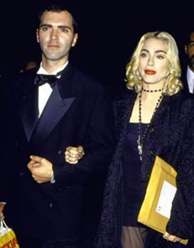 Madonna'nın Christopher adında bir erkek kardeşi daha var.
