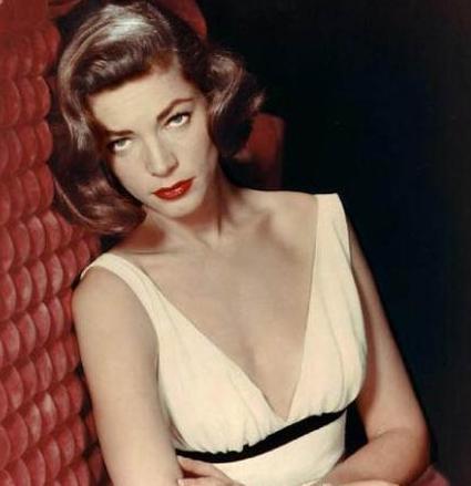Lauren Bacall, sinemanın gelmiş geçmiş en güzel kadın yıldızlarından biriydi...