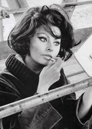 1950, 60 ve 70'lerde güzelliğinin doruğundaydı Sophia Loren.