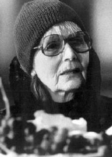 Sarışın efsane Greta Garbo'nun ölümünden kısa bir süre önceki hali.