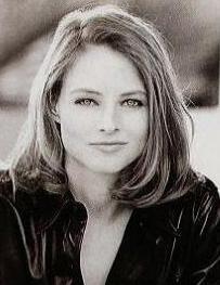 Jodie Foster'ın gençlik yıllarından.