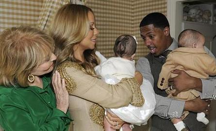 Mariah Carey ve Nick Cannon'ın ikizlerinden kız olanın adı Monroe. Bu isim esin kaynağını Marilyn Monroe'dan alıyor.