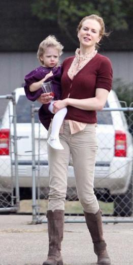 Nicole Kidman ve Keith Urban'ın büyük kızlarının adı Sunday Rose. Sunday, 'pazar günü'ne karşılık geliyor. Rose ise 'gül' demek.