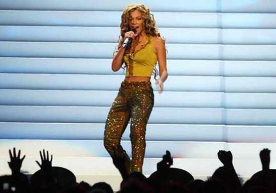 4 - Beyonce Knowles