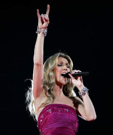 8 - Celine Dion