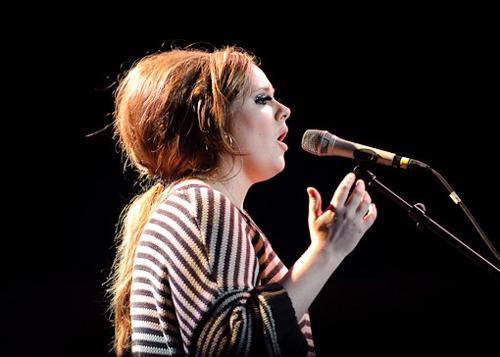 9 - Adele