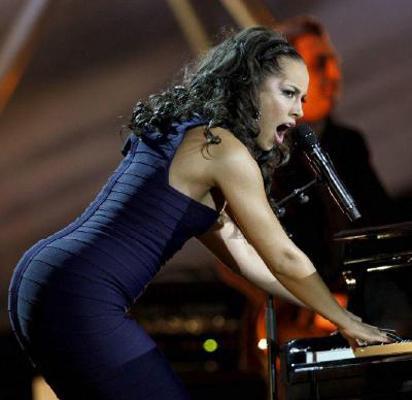 10- Alicia Keys