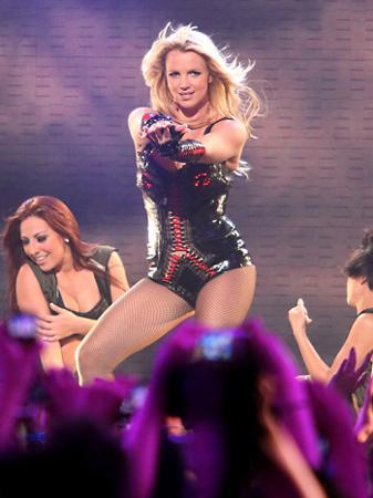 11- Britney Spears