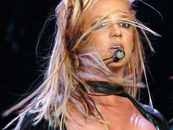 11- Britney Spears