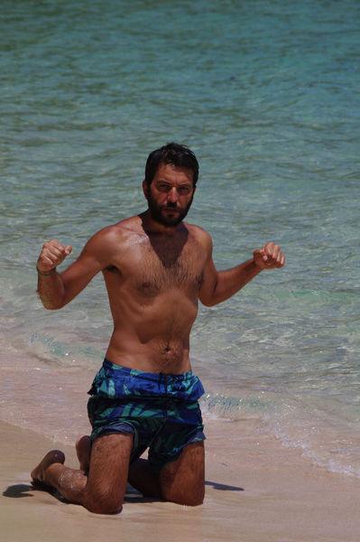 Survivor'da Pascal Nouma ile yaptığı tartışma, Survivor ekibiyle yaşadığı polemikler uzun süre magazin gündemini işgal etmişti.