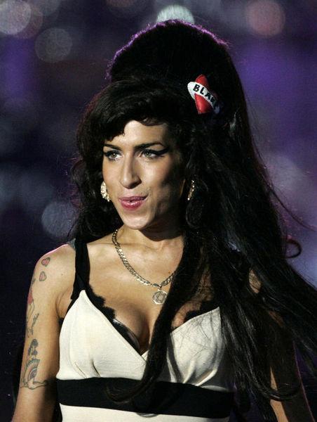 Amy Jade Winehouse öldü.
