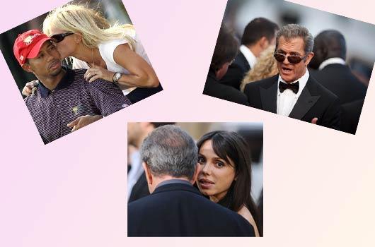 Evlikliklerin tadı kaçtığı zaman kaçınılmaz sonuç boşanma oluyor. Söz konusu ünlüler olunca bu boşanma davaları dudak uçuklatıyor.  İşte ihanetleriyle skandallar yaratan ve rekor tazminatlara imza atan ünlüler..