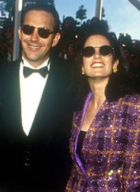 Kevin Costner ve Cindy Silva