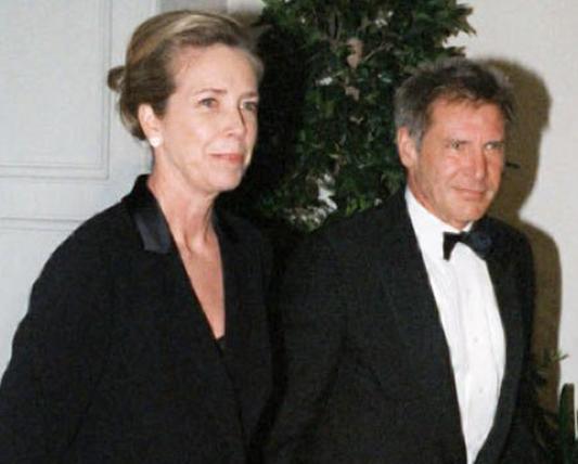 Harrison Ford ve Melissa Mathison