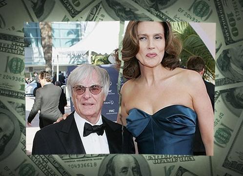 F1'in patronu 2009'da manşetlerden inmeyen bir boşanma davası yaşadı. Bu dava 1.2 milyar dolara sonuçlandı.