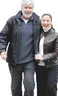Yonca Cevher'in babası Mahmut Cevher.