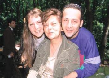 Erbulak'ın annesi Füsun Erbulak.