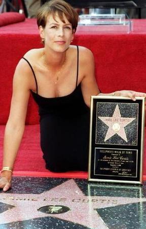 Jamie Lee Curtis, Hollywood'un efsane çiftlerinden birinin kızı...