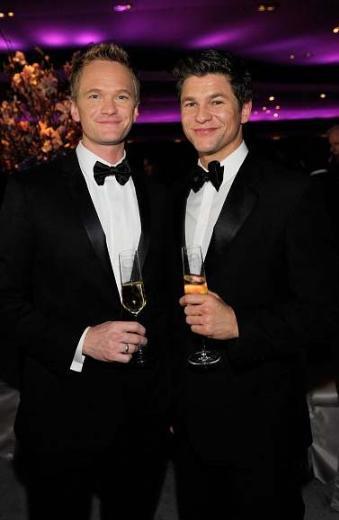 Neil Patrick Harris ve David Burtka Onlar henüz evlenmediler ama bir aile oldular bile.