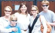 Çift geçen yıl iki çocuklarıyla birlikte Selçuk'taki Meryem Ana Evi'ni ziyaret edip hacı olmuştu.