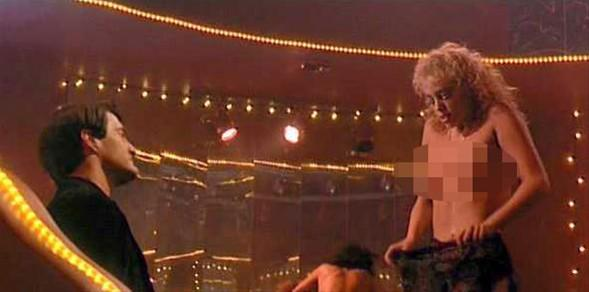 17) Elizabeth Berkley - Showgirls (1995)