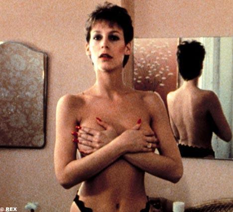 12) Jamie Lee Curtis - Tranding Places (1983)