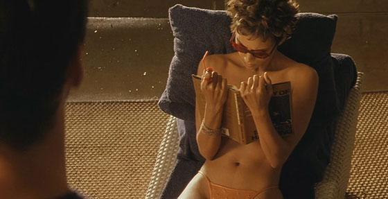 7) Halle Berry - Swordfish (2001)
