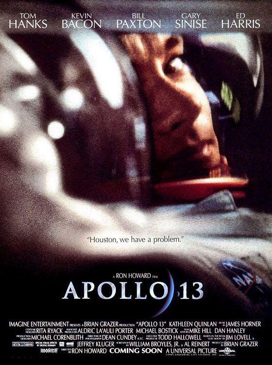 ' Apollo 13' aya gitme macerasında başarısız olan tek ekiptir..