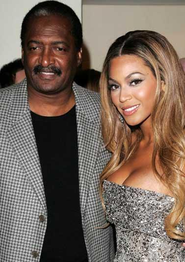 Beyonce Knowles ve Mathew Knowles