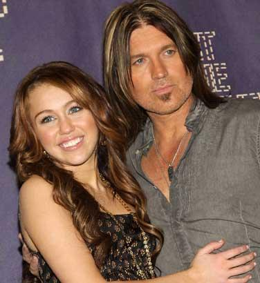 Miley Cyrus ve Billy Ray