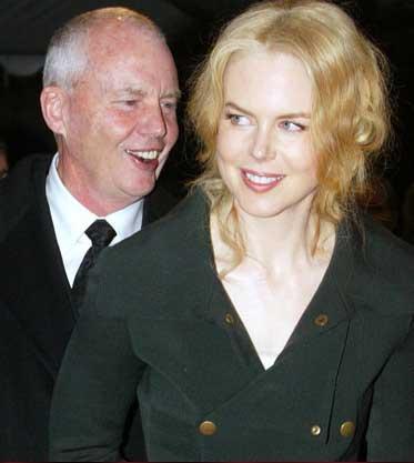 Nicole Kidman ve Dr Antony David Kidman