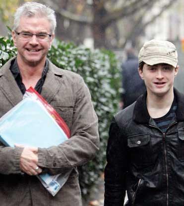 Daniel Radcliffe ve Alan Radcliffe