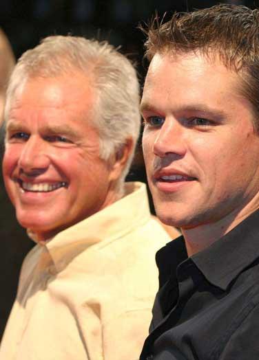 Matt Damon ve Kent Damon