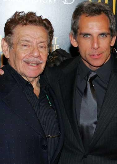 Ben Stiller ve Jerry Stiller
