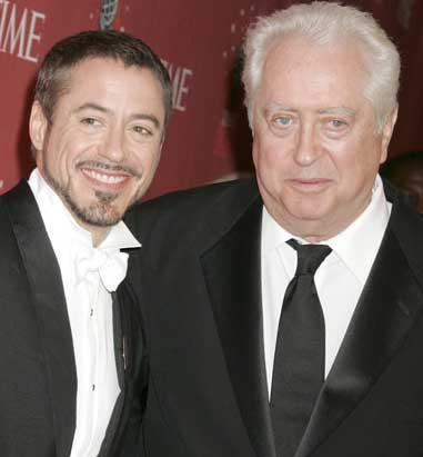 Robert Downey ve Robert Downey