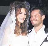 Ozan Doğulu, eşi Ece Hanım'la evlendiğinde henüz dört aylık bir baba adayıydı.