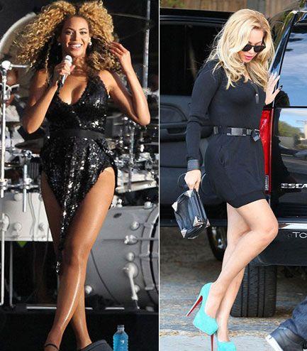Beyonce ilk kez beyazlığıyla gündeme gelmiyor. Şarkıcının ten rengindeki 'beyazlaşma' eski fotoğrafıyla karşılaştırıldığında fark ediliyor.