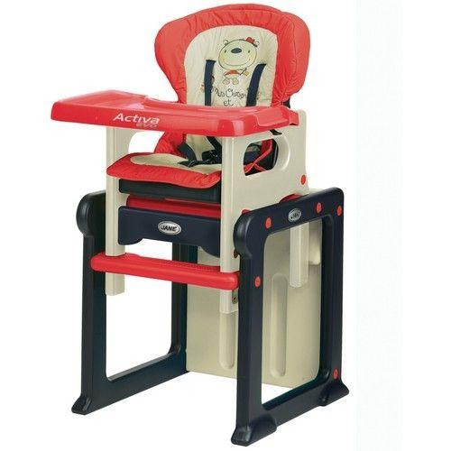 Jane ACTIVA mama sandalyesi  Fiyat aralığı: 285 TL